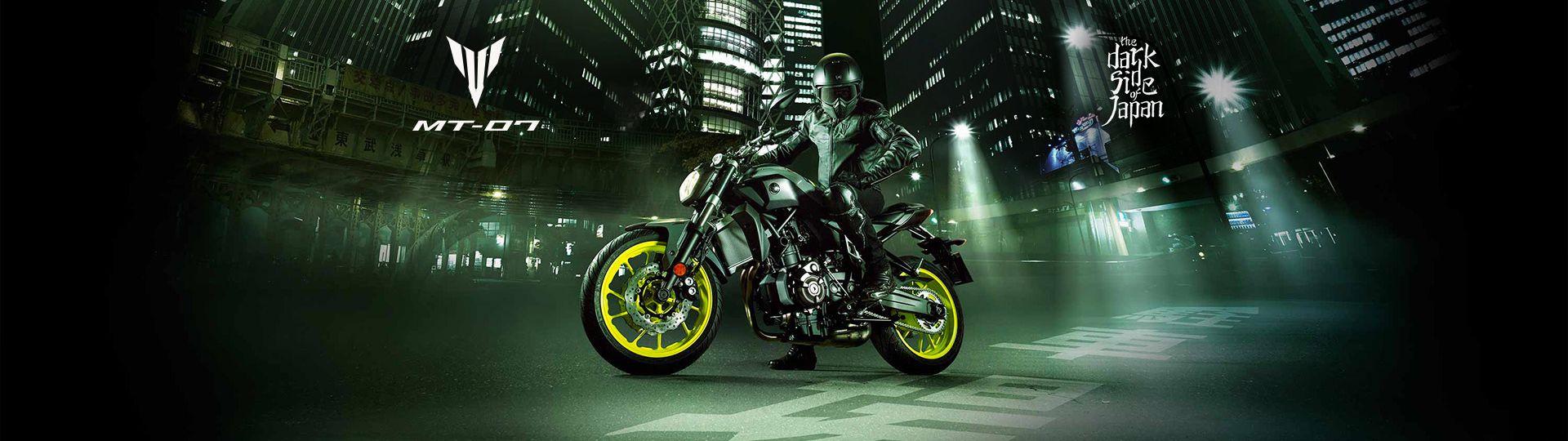Einsteigermotorrad gedrosselt + offen erhältlich