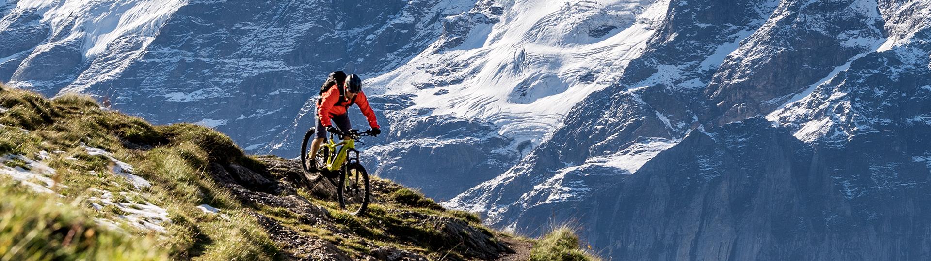 mit e-mountainbikes in die neue Saison