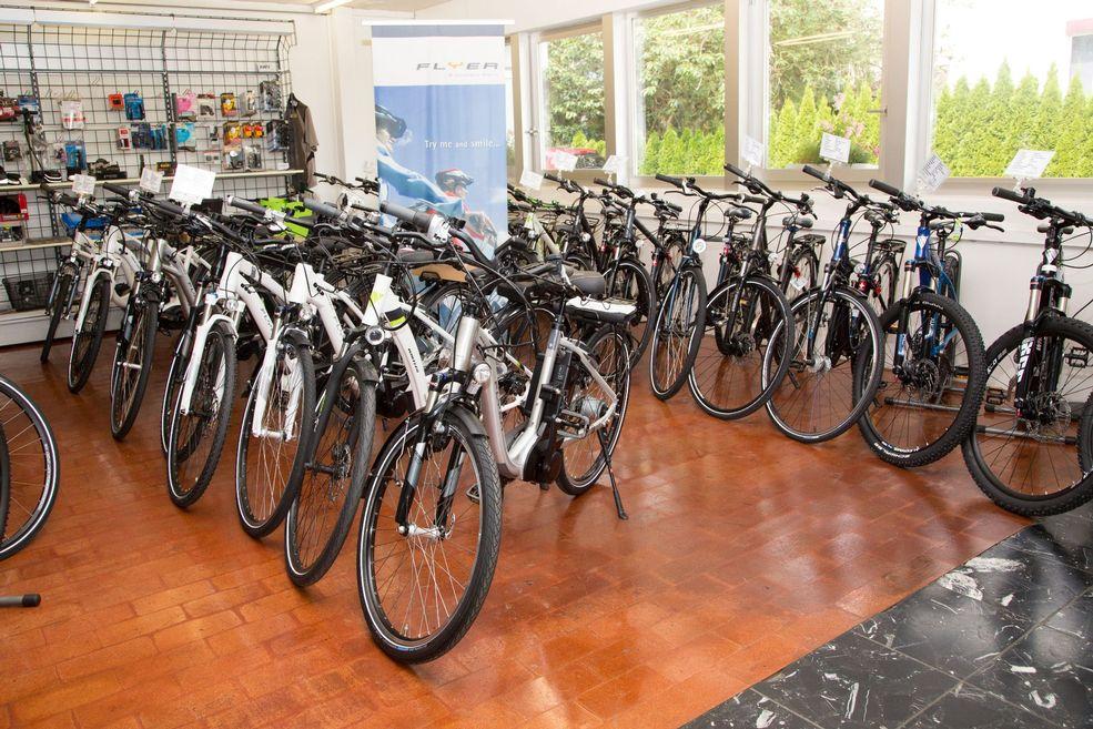 von Arb Bike AG Neuendorf - Flyer E-Bikes
